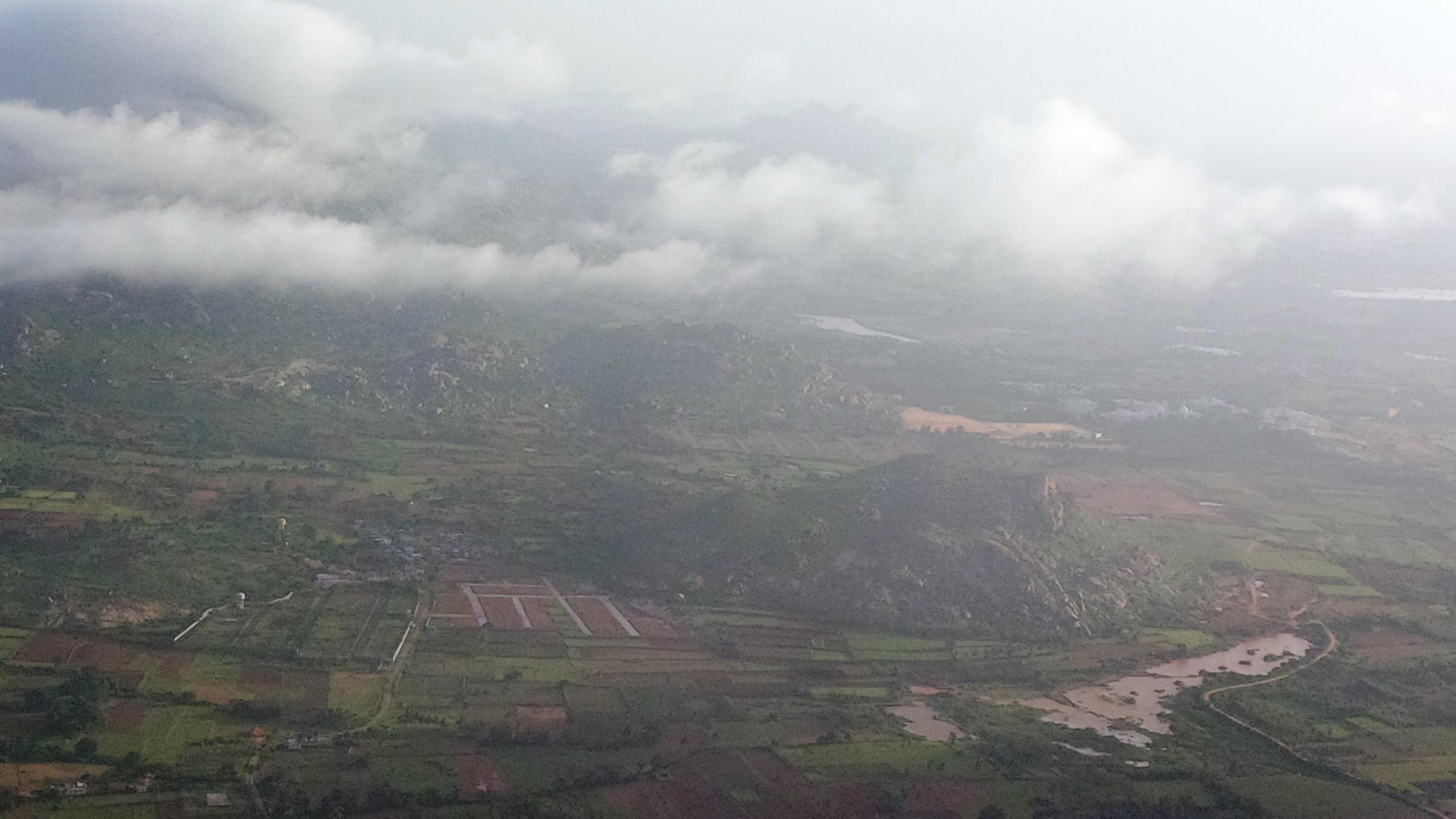 Nandhi Hills